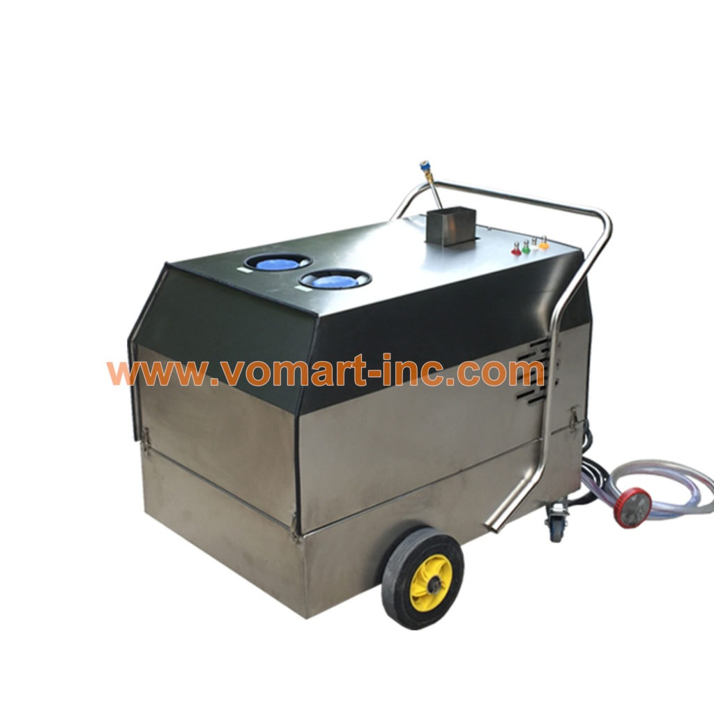 VTD10C Electric Diesel Mobile Steam Car Wash Machine ...